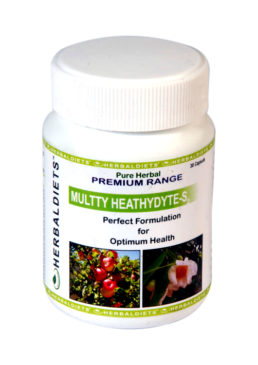 Herbal Diets Multy Healthy Dyte S2 – 30 Capsule