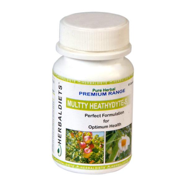 Herbaldiets Multy Healthydyte S2 – 60 Capsule