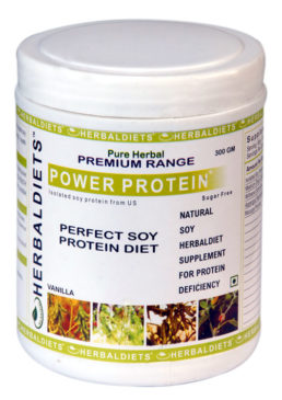 Herbal Diets Power Soya Protein