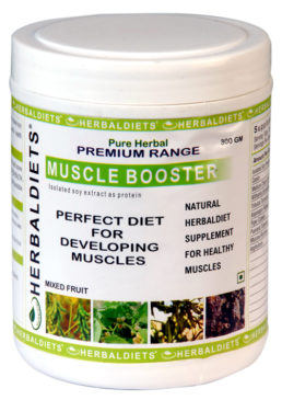 Herbal Diets Muscle Booster